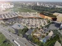 Aşa arată noul proiect Mega Mall NEPI Satu Mare (FOTO)