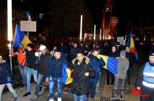 Protestele se reiau la Satu Mare
