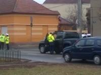 Razie a rutierilor la Satu Mare. Cum acționează polițiștii (FOTO)