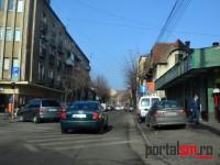 Un consilier propune: parcări mai multe pe str. Mihai Viteazu (FOTO)