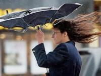 Cod galben de furtună la Satu Mare. Vânt puternic