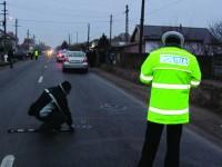 Un șofer rupt de beat, implicat într-un accident lângă Satu Mare