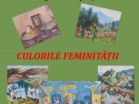 Culorile feminității, la Muzeul de Artă