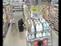 Un furt mai puțin obișnuit dintr-un magazin din Satu Mare