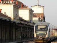 Traficul feroviar, paralizat timp de două ore. Trenurile ajung cu întârziere la Satu Mare