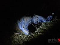 Pescarul dispărut în Someş a fost găsit mort