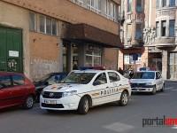 Alertă în centrul orașului. Poliția caută un tâlhar! (FOTO& VIDEO)