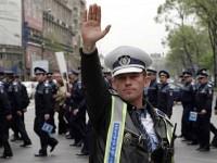Poliţiştii ies în stradă. Protest la Satu Mare
