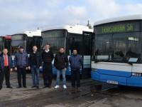 Transurban va fi dotat cu 15 autobuze noi. Vor fi cumpărate în leasing