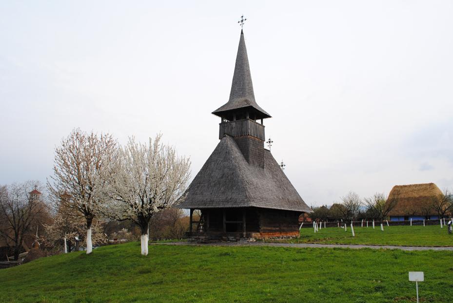 biserica Negresti Oas