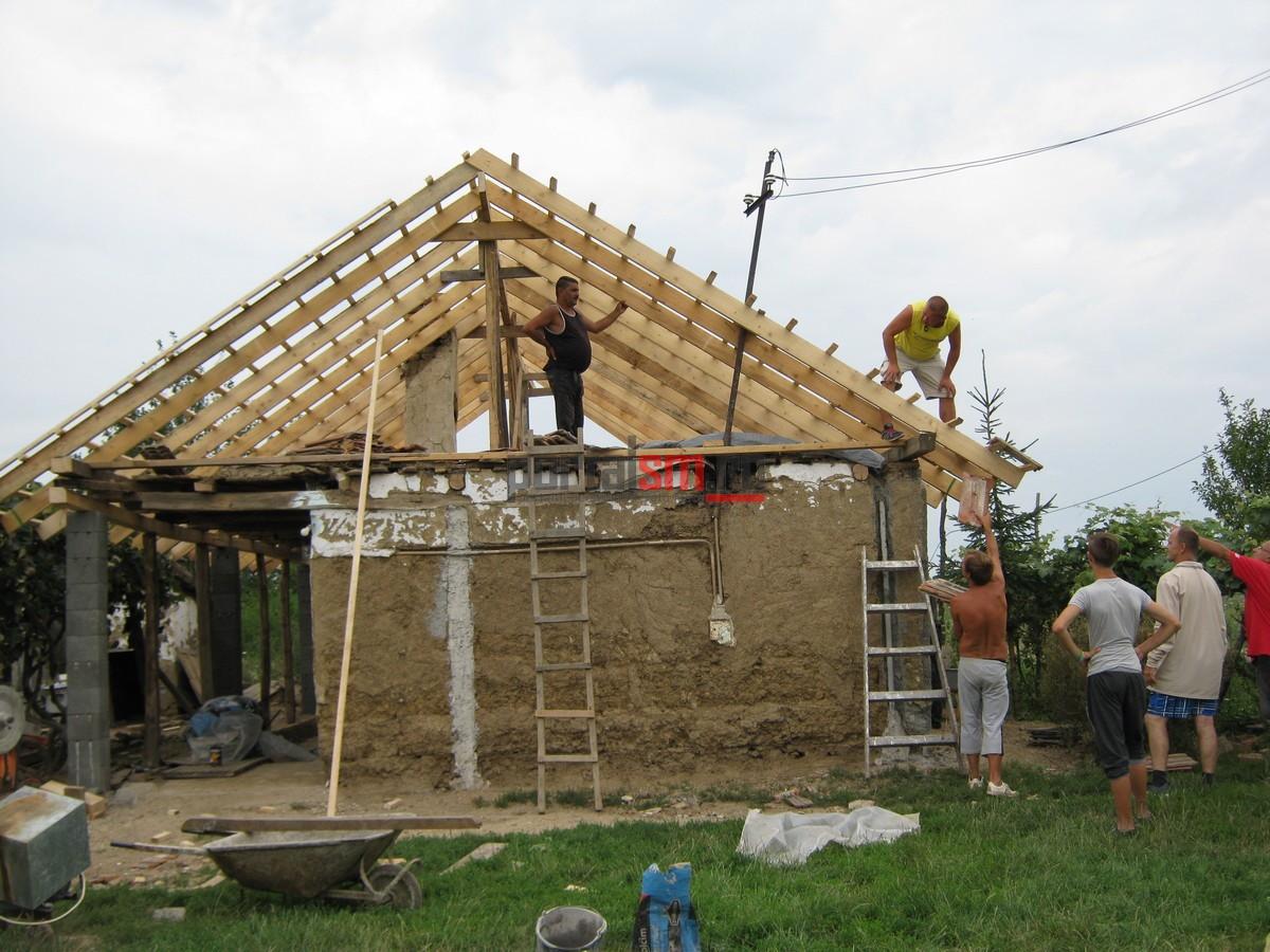Așa arăta casa la începerea lucrărilor