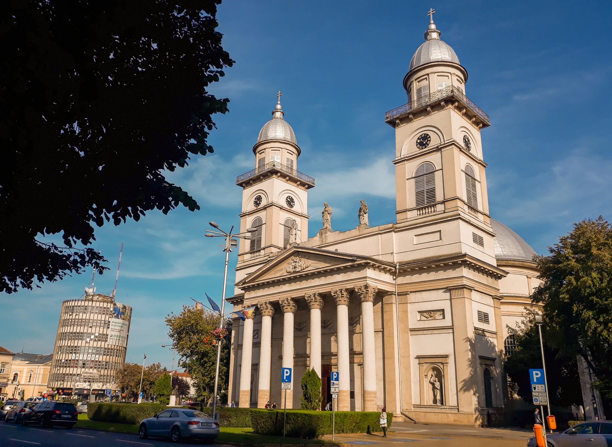 Catedrala Romano-Catolică din municipiul Satu Mare va fi închisă!