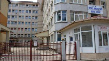 Spitalul din Carei