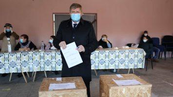 Octavian Petric vot