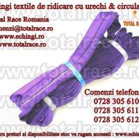 Dispozitive de ridicat sarcini din sufe textile  Total Race